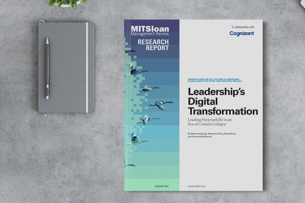 La transformación digital del liderazgo